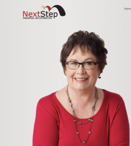 Wendy Johnston, owner of Next Step