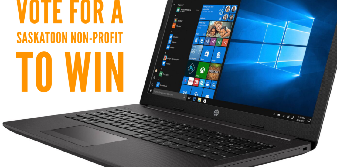win a laptop