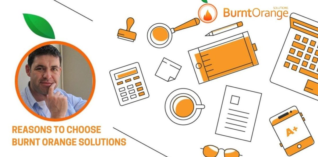 choose burnt orange solutions as your IT consulting firm